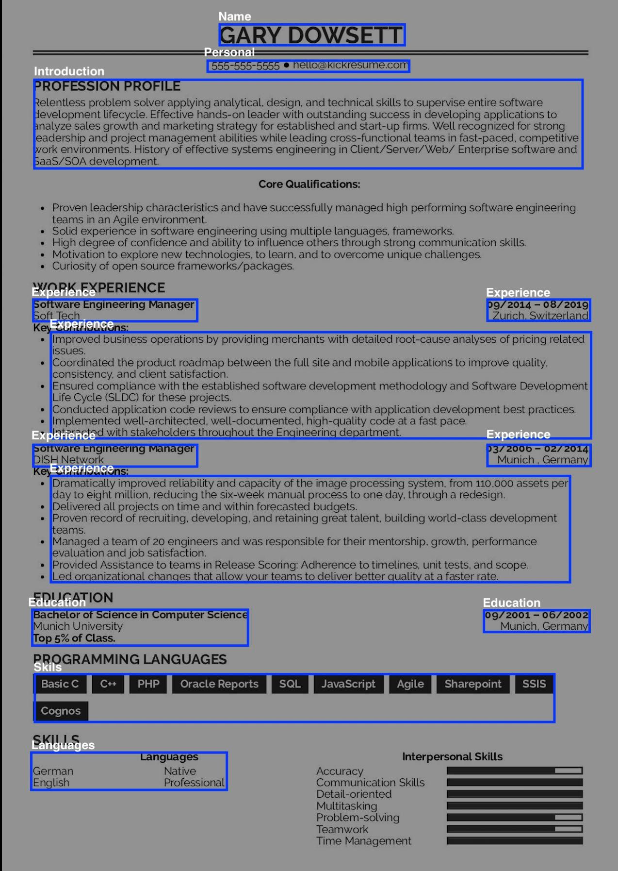 How to OCR Resumes using Intelligent Automation