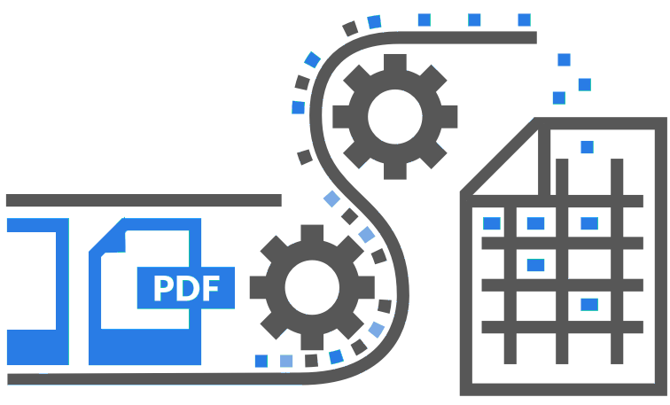 Parsing data from PDFs