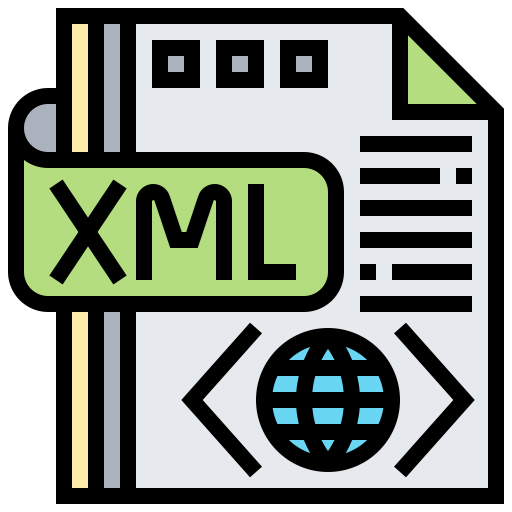 The XML file format