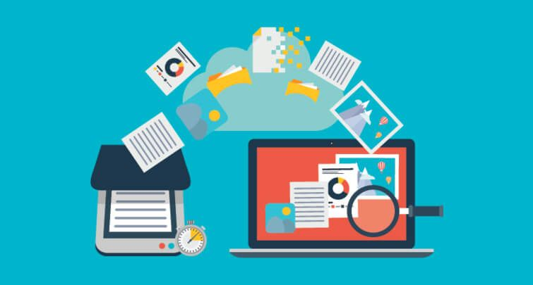 document scanning and indexing software